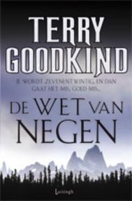 De Wet van Negen - Terry Goodkind (ISBN 9789024530618)