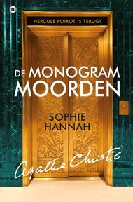 De monogram moorden - Agatha Christie, Sophie Hannah (ISBN 9789044348828)