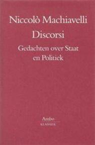 Discorsi - Niccolo Machiavelli (ISBN 9789026309694)