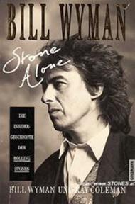 Stone Alone - Bill Wyman (ISBN 9789063033439)