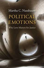 Political Emotions - Why Love Matters for Justice - Martha C Nussbaum (ISBN 9780674724655)
