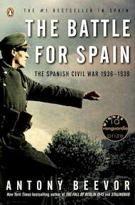 The Battle for Spain - Antony Beevor (ISBN 9780143037651)