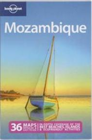 Lonely Planet Mozambique (ISBN 9781741048889)