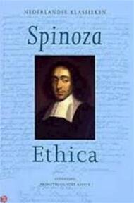 Ethica - B. de Spinoza (ISBN 9789035117969)