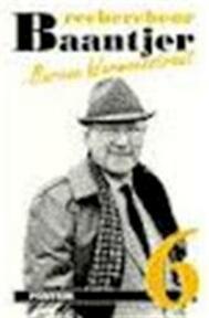 Rechercheur Baantjer van bureau Warmoesstraat vertelt / 6 - A.C. Baantjer (ISBN 9789026108242)