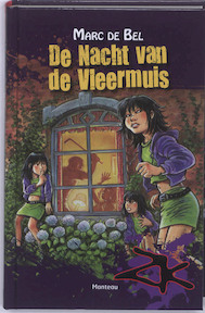 De nacht van de vleermuis - M. de Bel (ISBN 9789022325292)