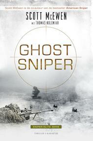 Ghost Sniper / Sniper-Elite serie - Scott McEwen, Thomas Koloniar (ISBN 9789045209807)