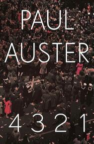 4 3 2 1 - Paul Auster (ISBN 9780571324620)