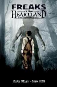 Freaks of the heartland - Steve Niles, Greg Ruth (ISBN 9781593070298)