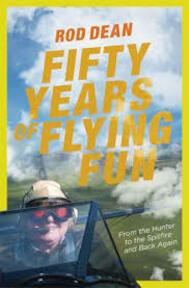 Fifty Years of Flying Fun - Rod Dean (ISBN 9781909808270)