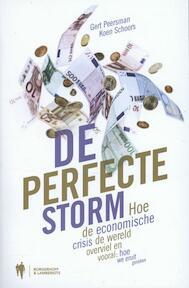 De perfecte storm - Gert Peersman, Koen Schoors (ISBN 9789089313195)