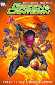 Green Lantern: Tales of the SInestro Coprs - Geoff Johns, Ron Marz (ISBN 9781401218010)
