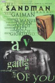 A Game of You - Neil Gaiman (ISBN 9781563890895)