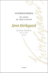 Voorwoorden - Søren Kierkegaard (ISBN 9789463401302)