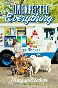 The Unexpected Everything - Morgan Matson (ISBN 9781481404549)