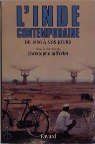 L'Inde Contemporaine de 1950 à nos jours - Christophe Jaffrelot (ISBN 9782213596365)