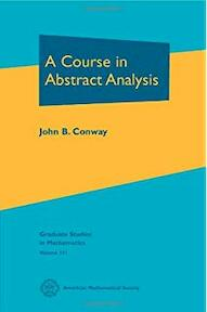 A Course in Operator Theory - John B. Conway (ISBN 9780821820650)