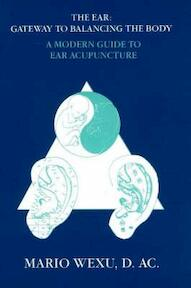 Ear Acupuncture - Mario Wexu (ISBN 9780943358086)