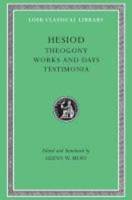 Hesiod - Theogony. Works and Days. Testimonia V 1 L057 (Trans. Most) (Greek) - Hesiod (ISBN 9780674996229)