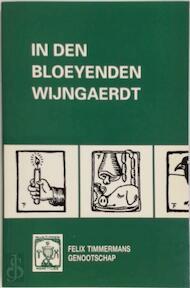 In Den bloeyenden wijngaerdt - Louis Vercammen (ISBN 9789030629030)