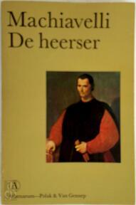 De heerser - Niccolò Machiavelli (ISBN 9789025315412)