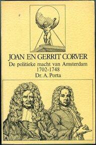 Joan en Gerrit Corver - A. Porta (ISBN 9789023212928)
