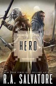 Hero - R. A. Salvatore (ISBN 9780786965960)
