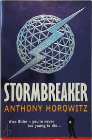 Stormbreaker (alex rider) - Horowitz A (ISBN 9781844280926)