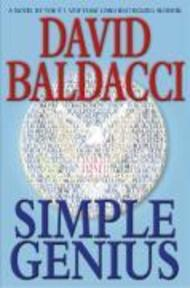 Simple Genius - David Baldacci (ISBN 9780446199469)