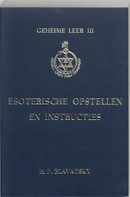 Geheime leer III - H.P. Blavatsky (ISBN 9789061750512)