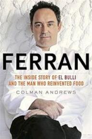 Ferran - Colman Andrews (ISBN 9781592405725)