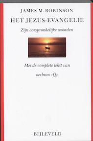 Het Jezus-evangelie - J.M. Robinson (ISBN 9789061317920)