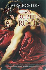 Rubensrood - Staf Schoeters (ISBN 9789061123064)