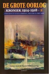 De Grote oorlog Kroniek 1914-1918. 2 (ISBN 9789059111875)