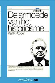 Armoede van het historicisme - K.R. Popper (ISBN 9789031507108)