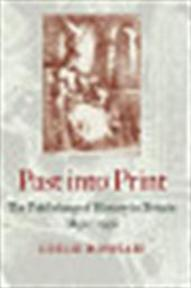 Past into Print - Leslie Howsam (ISBN 9781442640573)