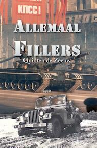 Allemaal fillers - Quinten de Zeeuw (ISBN 9789461534439)