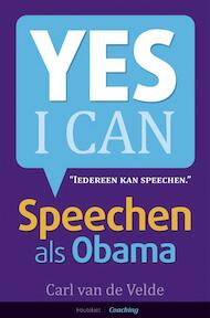 Speechen als Obama - Carl Van De Velde (ISBN 9789089241443)
