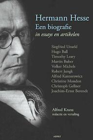 Herman Hesse Een biografie - Alfred Krans (ISBN 9789461530363)