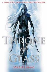 Throne of glass - Sarah J Maas (ISBN 9781408832332)