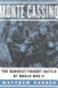 Monte Cassino - Matthew Parker (ISBN 9780385509855)