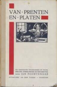 Van prenten en platen - Jan Poortenaar