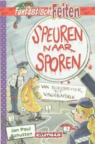 Speuren naar sporen - J.P. Schutten (ISBN 9789020606263)
