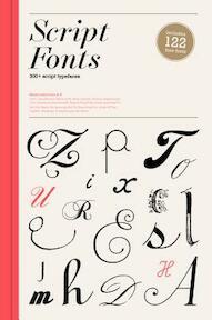 Script Fonts - Geum-Hee Hong (ISBN 9781780677583)