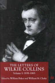 The Letters of Wilkie Collins, Volume 1 - Wilkie Collins (ISBN 9780312223434)