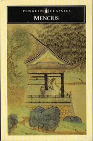 Mencius - Mencius, Dim Cheuk Lau (ISBN 9780140442281)