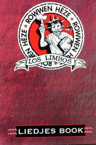 Rowwen Hèze - Los Limbos - Liedjes book
