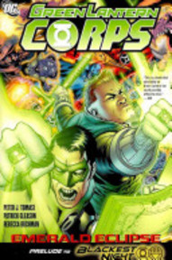 Green Lantern Corps - Peter J. Tomasi, Rebecca Buchman (ISBN 9781401225285)
