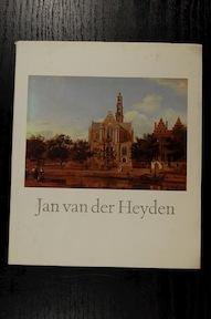 Jan van der Heyden - Lyckle de Vries, Jan van der Heyden (ISBN 9789029080323)