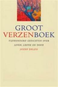 Groot verzenboek - Jozef Deleu (ISBN 9789020934212)